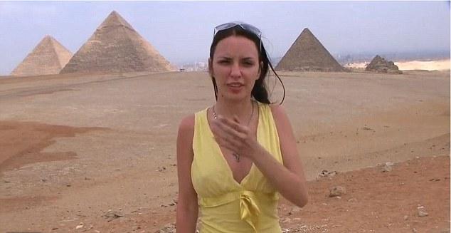 L'attrice russa nel filmato porno si fa chiamare Aurita